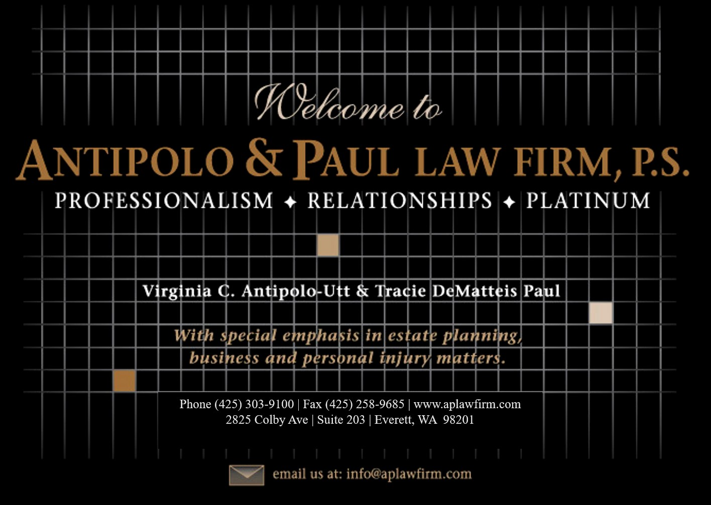 Antipolo & Paul Law Firm, P.S.